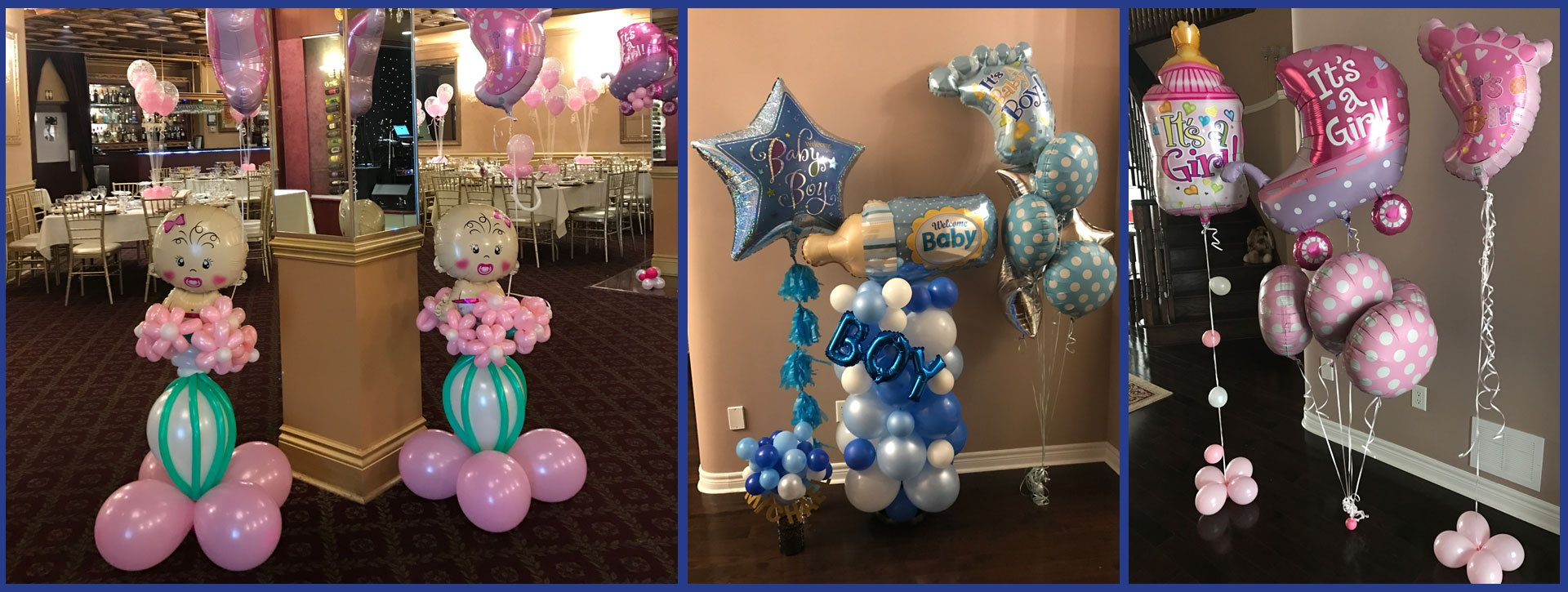 balloons for all occasions
